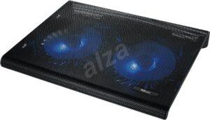 Trust Azul laptop hűtő állvány kettős ventilátorral