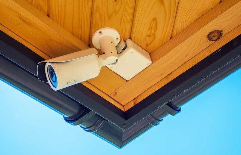 cső (bullet) kialakítású kültéri kamera